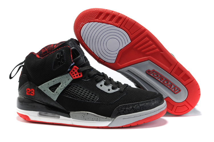 2012 Air Jordan Spizike 3.5 Retro Homme Chaussure Best Quality Noir Red