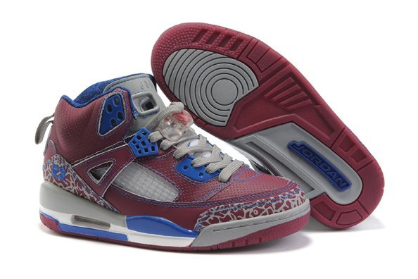 AAA Spizike Air Joran 3.5 Femme Chaussure pas cher Sale Wine Red