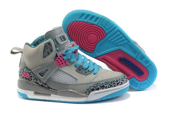 AAA Spizike Air Joran 3.5 Femme Chaussure Discount For Sale Grey Bleu