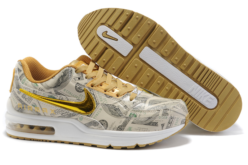 AIR MAX LTD 01 Homme Chaussure pas cher Gray Brown Yellow