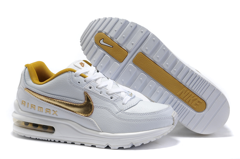 AIR MAX LTD 01 Homme Chaussure pas cher Nice blanc Yellow