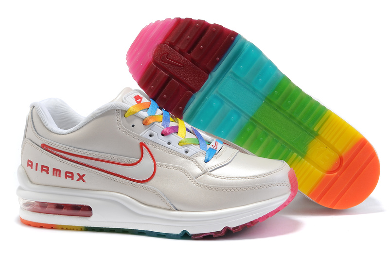 AIR MAX LTD 01 Homme Chaussure pas cher Red Rice
