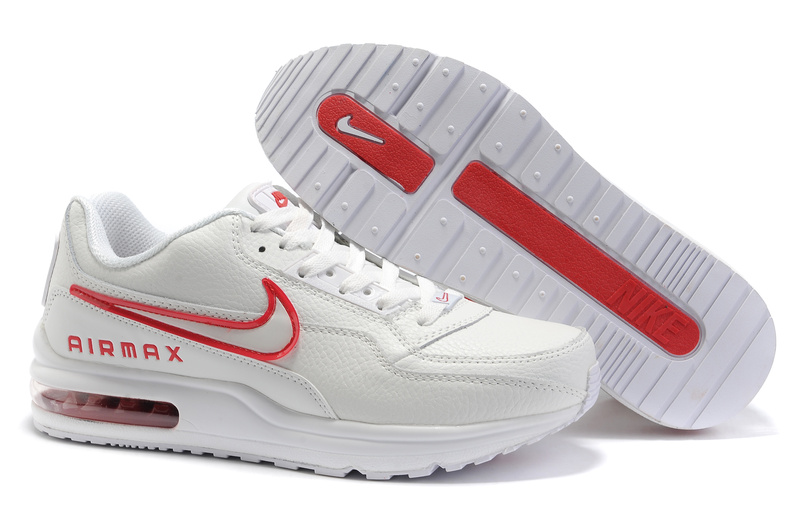 AIR MAX LTD 01 Homme Chaussure pas cher Rice Red