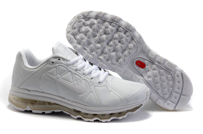 Air Max 2011 Leather Homme Chaussure Gros blanc