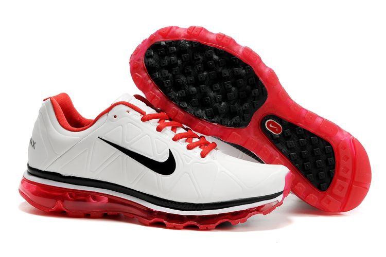Air Max 2011 Leather Femme Chaussure Discount Sale Darkorange Noir blanc