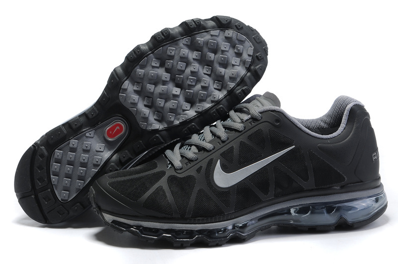 Air Max 2011 Netty Homme Running Chaussure Discount Noir Grey