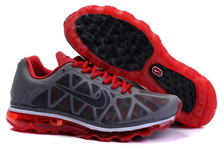 Air Max 2011 Netty Homme Chaussure Discount Noir red