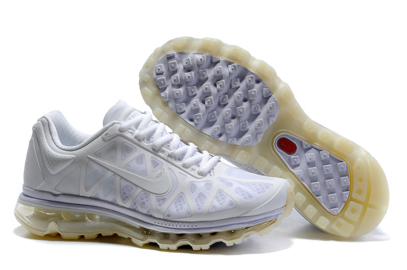 Air Max 2011 Netty Femme Breathable-Running Chaussure Beige blanc