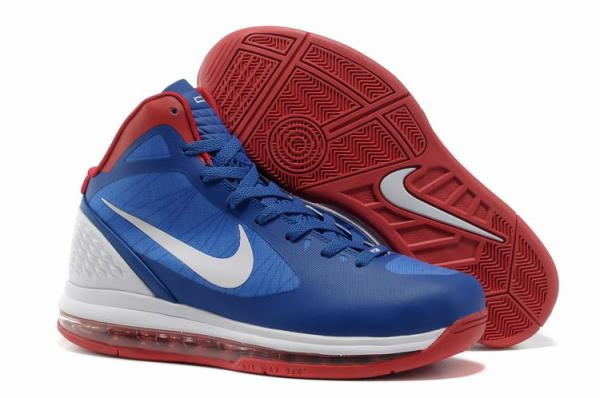 Blake Griffin Basket-ball Bleu Royal/Rouge