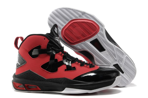Carmelo Anthony 9 Rouge/Noir Chaussures de basket-ball