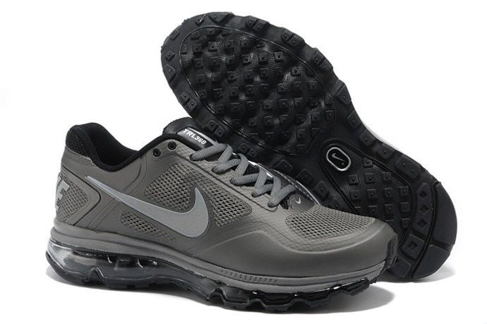pas cher Outlet To Buy Nike Air Max 2013 Men Chaussure Grey Noir
