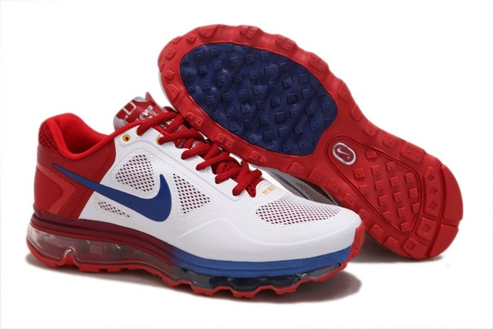 Discount New Design Air Max 2013 Trainer 1.3 Homme Chaussure blanc Red