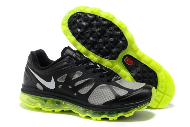Discount Outlet Air Max 2012 Homme Chaussure Breathable en vente Yellow Noir Grey