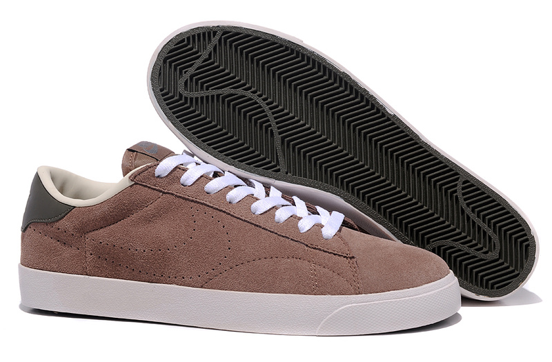 Homme Nike Classic Ac ND Brun Chaussure
