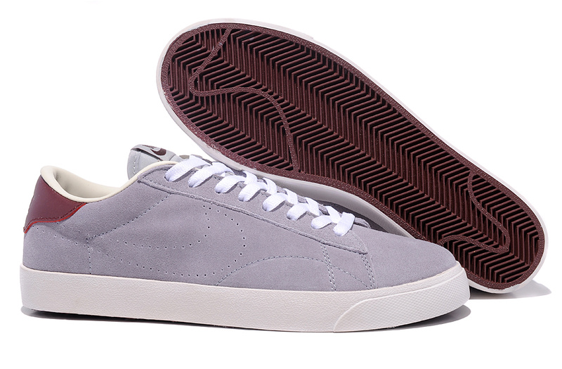 Homme Nike Classic Ac ND Suede gray Chaussure