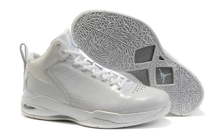 Jordan Fly 23 Spiderman Homme Chaussure blanc