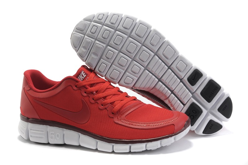 Hommes Nike Free 5.0 V4 Chaussures Running