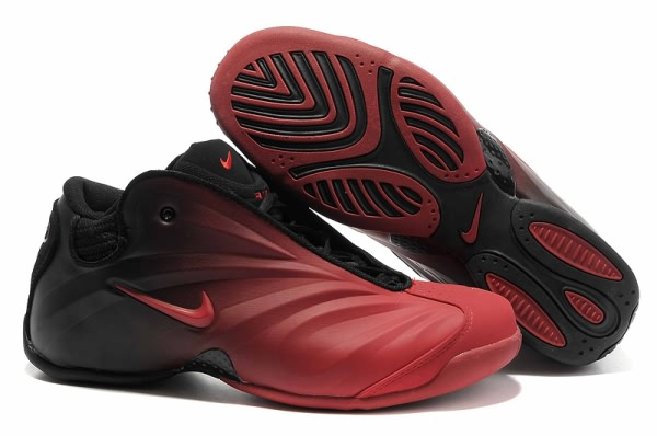 Nike Air Flightposite Red Chaussures