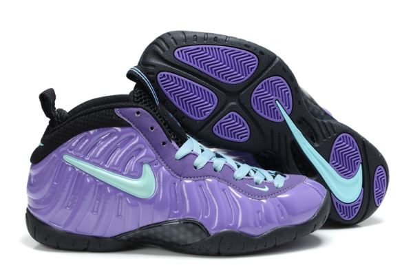 Nike Air Foamposite One Pro Chaussures Femmes Light Purple