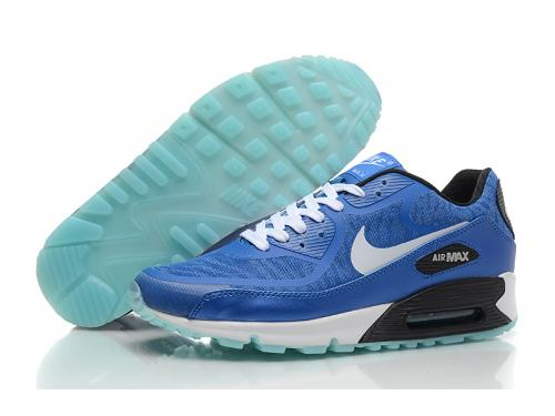 Nike Air Max 90 2014 Black And Blue