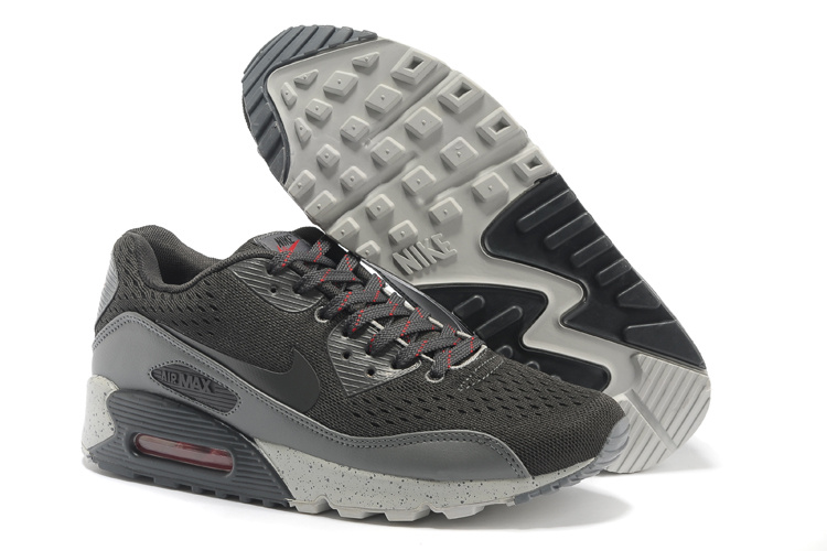Nike Air Max 90 Premium Black Grey EM mais