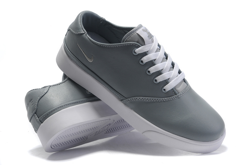 save off ed33b b1e5f Chaussures nike cuir homme