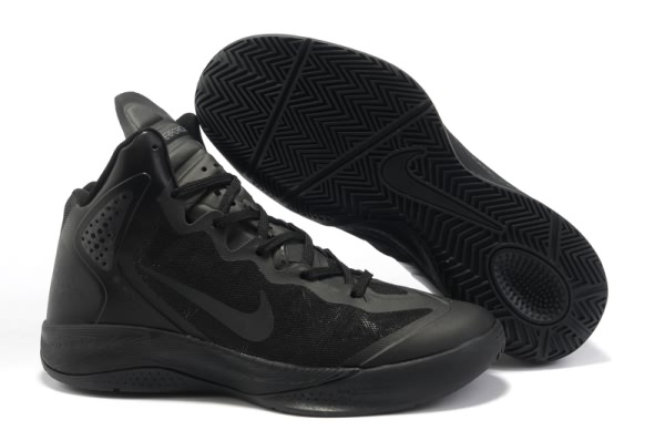 Nike Zoom Hyper force PE 2012 Blake Griffin Chaussures de basket All Noir