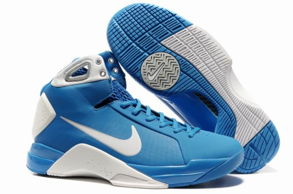 Chaussures de basket Nike Zoom Kobes Lune/Blanc Hommes