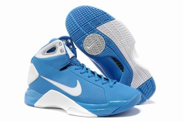 outlet store wide varieties amazon Chaussures Basketball Nike Zoom Kobes Bleu Royal/Blanc ...