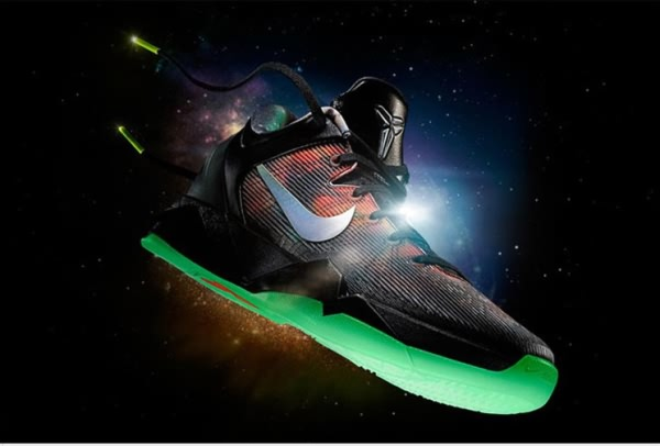 Nike Zoom Kobe VII All-Star Night Light Lunar Legend Chaussures de basket-ball