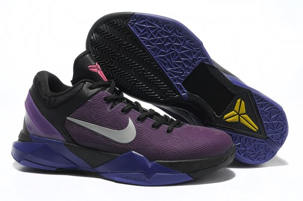 Nike Zoom Kobe VII All-Star Night Light Violet Chaussures de basket-ball