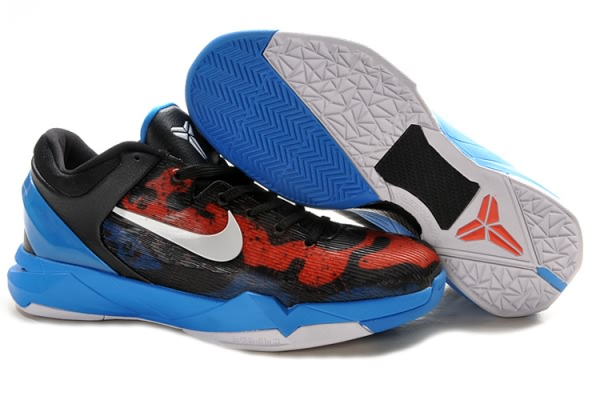Nike Zoom Kobe VII Chaussures de basket-ball Red Frog