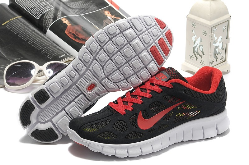 Nike Free 3.0 Homme Noir Red Chaussure