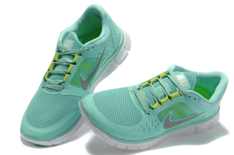 Nike Free Run 3 Tropical Twist Chaussures Argent Pure Platinum