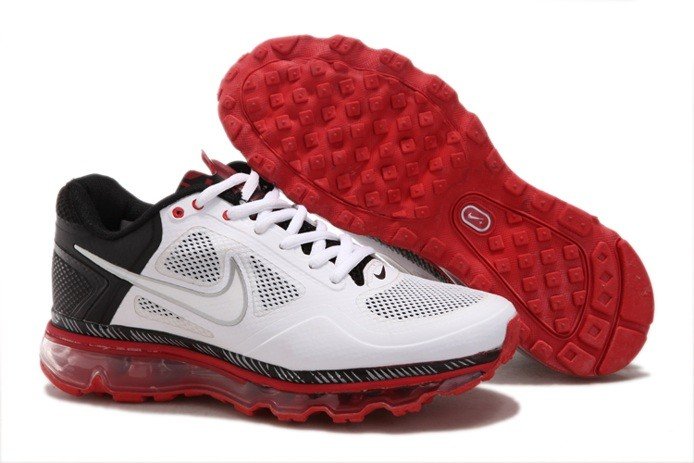 Nike Air Max 2013 Trainer 1.3 Homme Chaussure Running Chaussure blanc Noir Red