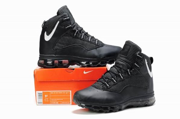 Nike Air Max 360 Hommes Chaussures Darwin Remise Noir Pour vendre