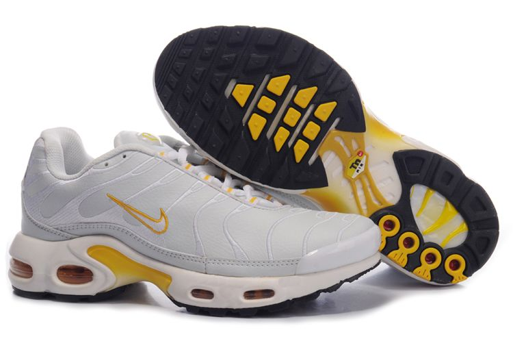 Nike Air Max TN I Homme Chaussure Charming blanc yellow
