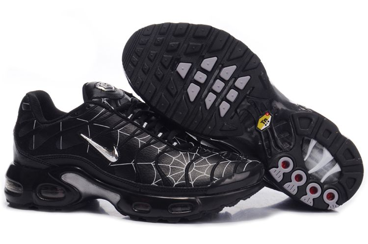 Nike Air Max TN I Homme Chaussure Graceful Noir silver