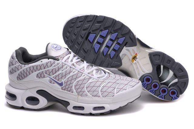Nike Air Max TN I Homme Chaussure blanc purple