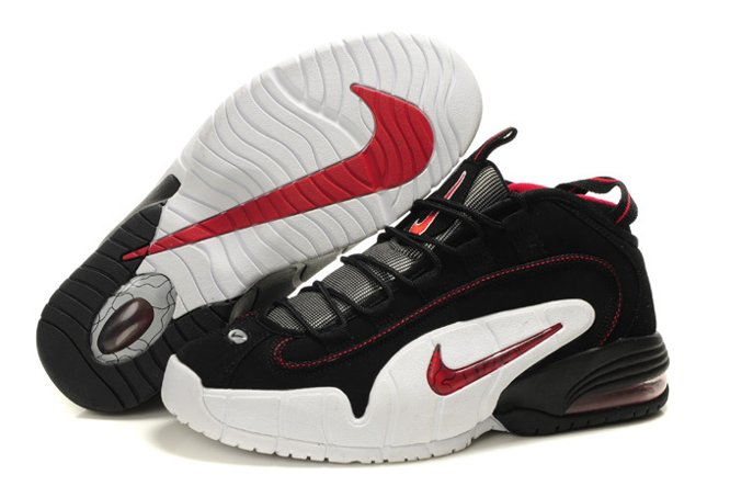 Nike Penny Hardaway Homme Chaussure Noir Red