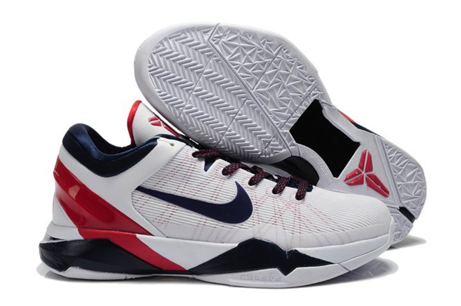Nike Zoom Kobe 7 VII Champion Onsale blanc Noir Red