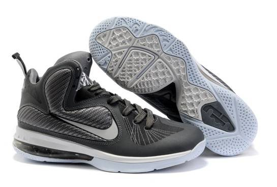Nike Zoom Lebron James Solider 9 IX Air Bottom Grey Gros