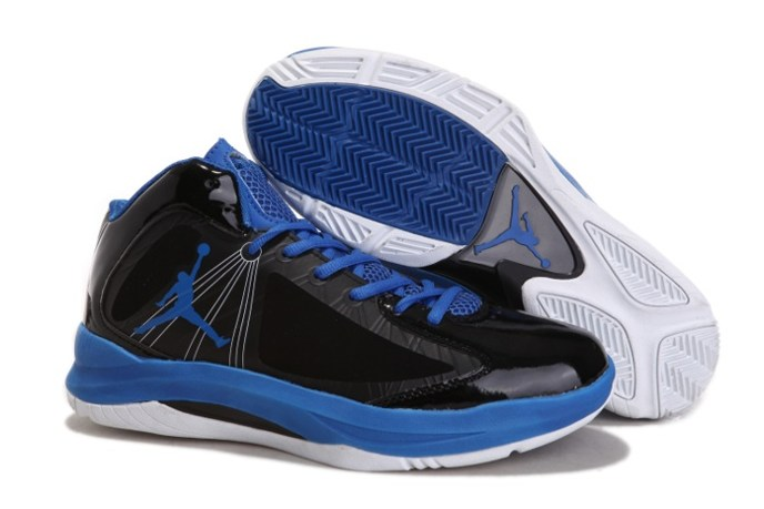 en ligne Nike Air Jordan Aero Flight Women Chaussure Hot Sale Noir Bleu