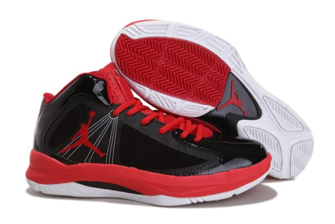en ligne Nike Air Jordan Aero Flight Women Chaussure Hot Sale Red Noir