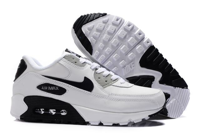To Buy For Sale Nike Air Max 90 Men Chaussure en ligne blanc Noir