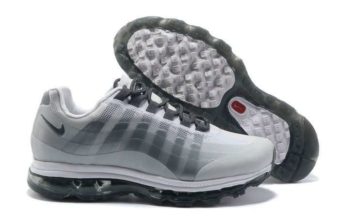 To Buy Nike Air Max 95 360 Homme Chaussure for Running blanc Silver