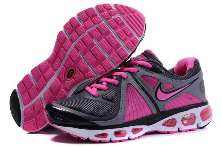 Femmes Nike Free 4.0 Chaussures Mesh Rose charbon