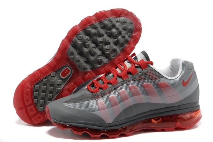 for Winter Air Max 95 360 Homme Chaussure Grey Red